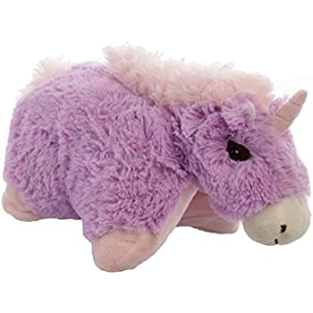 """Amazon.com: My Pillow Pets Book Engardia And 17"""" Lavender ..."""