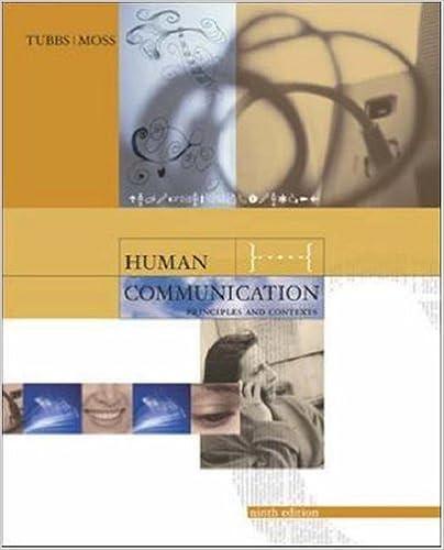 Amazon descargar gratis ebooks Human Communication: Principles and Contexts en español PDF RTF