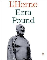 Ezra Pound par  Les Cahiers de l'Herne