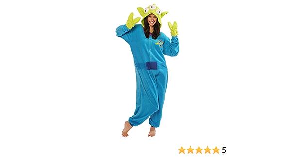 Disney Pijama Kigurumi - Little Green Men (Toy Story)
