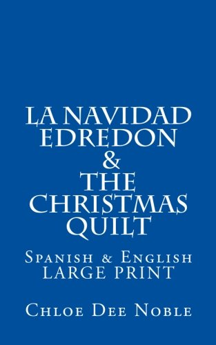 Edredon English.Buy La Navidad Edredon The Christmas Quilt Volume 1 Book Online