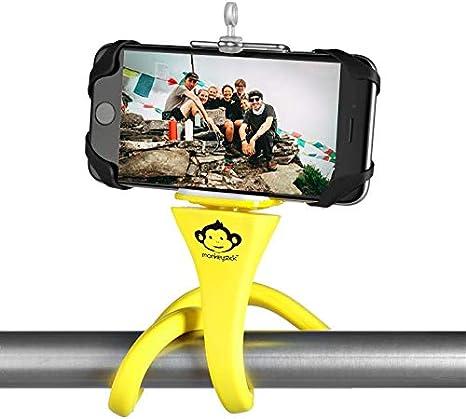 monkeystick Amarillo Flexibler Selfie Stick