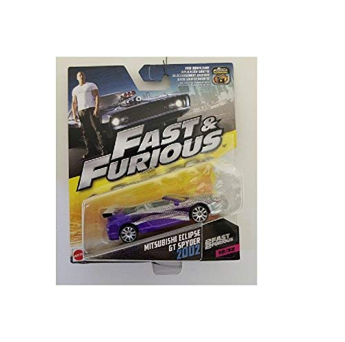 FAST & Furious 02 Mitsubishi Eclipse GT Spyder 18/32