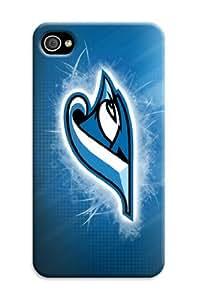 Iphone 6 Plus Protective Case,Unique Distinct Baseball Iphone 6 Plus Case/Toronto Blue Jays Designed Iphone 6 Plus Hard Case/Mlb Hard Case Cover Skin for Iphone 6 Plus