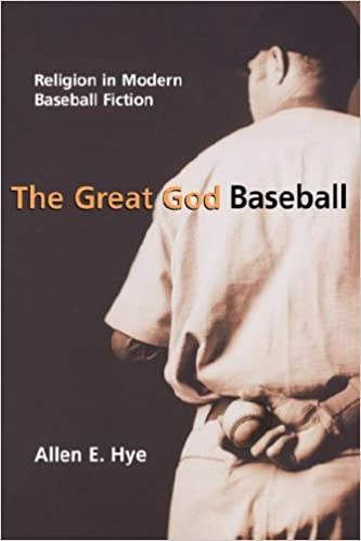 book about baseball and god