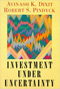 Book Investment under Uncertainty