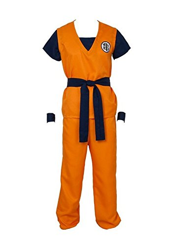 Cosdaddy® Dragon Ball Z Son Goku Turtle Senru Cosplay Costume Outfits
