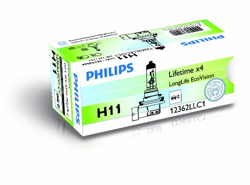 Philips 12362llc1 Longlife Bulbs 55w