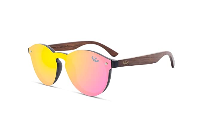 Gafas de sol lente plana MOSCA NEGRA modelo MIX ROSE