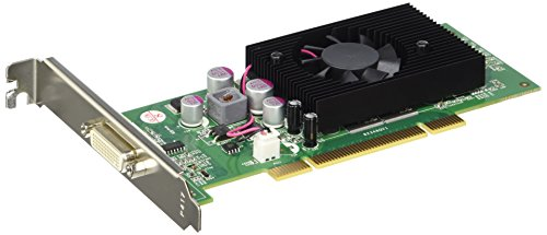 Nvidia Geforce 6200 Pci 512MB DDR2 Dual Vgas Low Profile Support