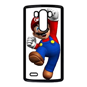 LG G3 Cell Phone Case Black Super Mario Bros as a gift P4829542