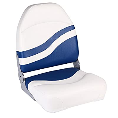 Leader Accessories Back Sports Folding Boat Seat