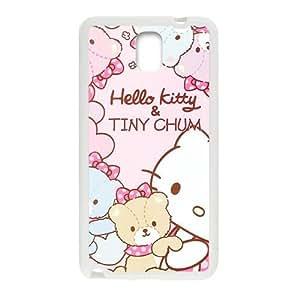 DAZHAHUI Hello kitty Phone Case for samsung galaxy Note3 Case