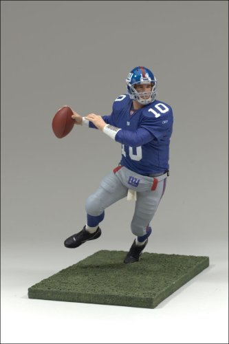 "McFarlane Toys 6"" NFL Series 13 - Eli Manning 2"