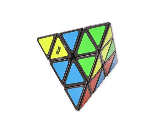 YJ MoYu Triangle Pyramid Pyraminx Magic Cube Puzzle Twist