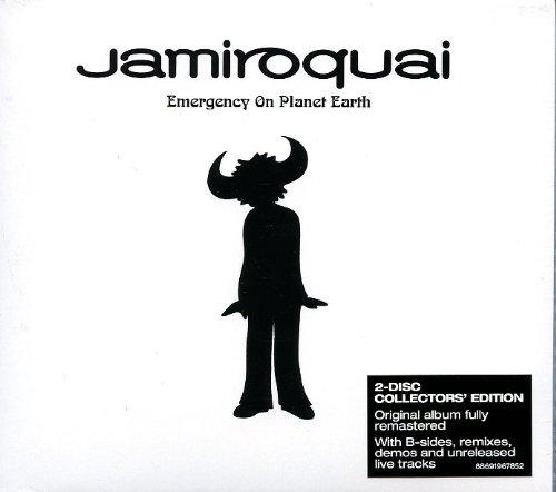 CD : Jamiroquai - Emergency on Planet Earth (Bonus Tracks, Remastered, United Kingdom - Import, 2 Disc)