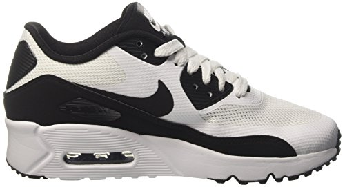 Nike Max 90 Gs Ess Blanc black Sneakers white Basses Air 0 Enfant white 2 Ultra Mixte rqarp