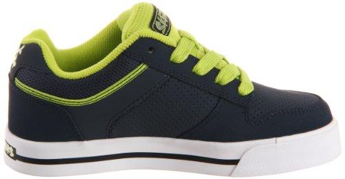 Skechers Vert II 91476L BKGY - Zapatillas para niño Azul (Blau (Nvlm))