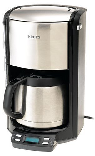 compare price to krups coffee maker fmf5. Black Bedroom Furniture Sets. Home Design Ideas