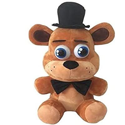 "Five Nights At Freddy's Freddy 10"" Plush: Toys & Games"