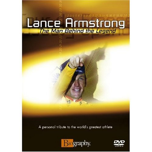 {Import - UK} {Pal REG 0} Lance Armstrong The Man Behind the Legend