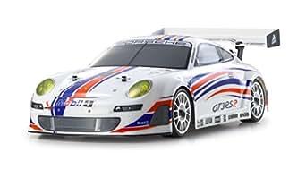 """Kyosho 33203B FW-06 Porsche 911 GT3 Nitro RC Car Ready Set - """"RTR"""" (1:10 Scale)"""