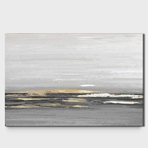 signwin Canvas Wall Art Abstract Seascape Painting Canvas Prints Home Artwork Decoration