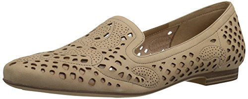 Naturalizer Women's Eve Loafer Flat Barely