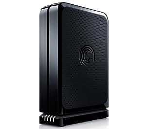 Seagate Freeagent Goflex DESK - Disco duro externo de 1 TB (USB 3.0, 5400 rpm, 5000 Mbit/s), negro