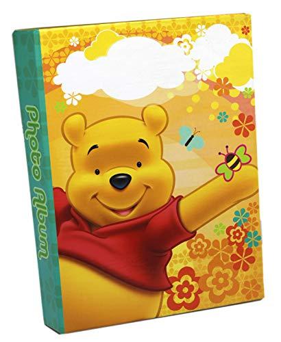 (Disney's My Friends Tigger & Pooh Floral Hard Cover Kids Photo Album )
