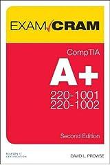 CompTIA A+ Core 1 (220-1001) and Core 2 (220-1002) Exam Cram Paperback
