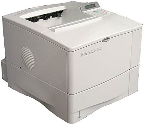 Renewed HP LASERJET 4100N WORKGROUP LASER PRINTER C8050A 90 DAY WARRANTY