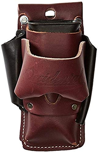 - Occidental Leather 5523 Clip-On 4 in 1 Tool/Tape Holder