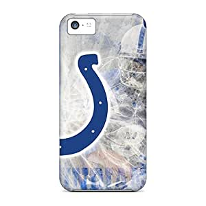 ScoDBke Fashion Protective Indianapolis Colts Case Cover For Iphone 5c