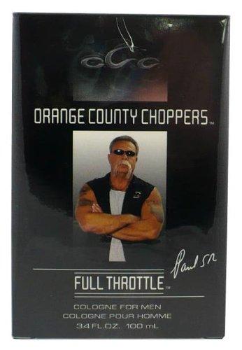 Orange County Choppers Full Throttle Paul Sr. EDT Spray C...