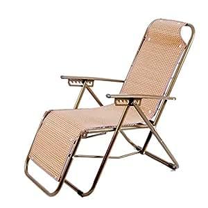 L-SYJH Tumbonas, tumbonas de una Pieza, sillas Frescas ...