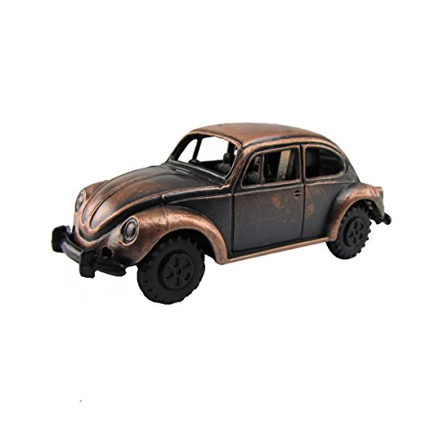 Replica Train Set - TG,LLC 1:48 O Scale VW Bug Beetle Car Model Train Accessory Die Cast Pencil Sharpener