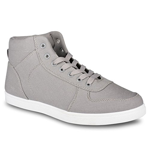 influence-mens-seb-high-top-fashion-sneakers-dark-grey-size-9