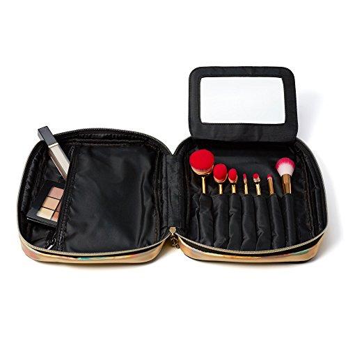 Juicy Cosmetic Bag Make Up Train Case -