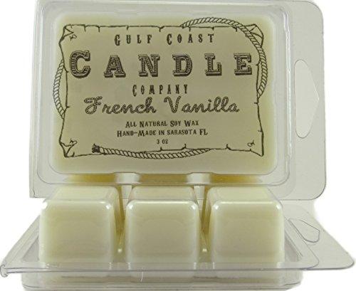 French Vanilla Wax Melts Meltables product image