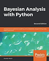 Bayesian Analysis with Python, 2nd Edition Front Cover
