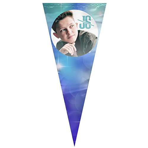 Indoor Outdoor Pennant Banner   Jacob Sartorius Triangle Flag Ornament For Festival  Wedding  Birthday And Kids Party  12 By 30 Inch