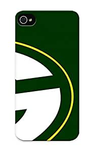 Design For Iphone 5/5s Premium Tpu Case Cover Green Bay Packers Protective Case