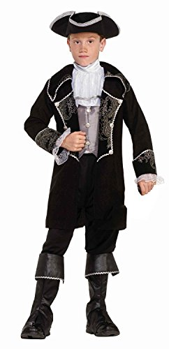 Boys Swashbuckler Costume - Forum Novelties Little Designer Collection Swashbuckler Pirate Child Costume, Medium