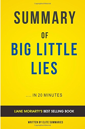 Big Little Lies Moriarty Analysis product image