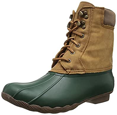 Amazon.com | Sperry Top-Sider Women's Shearwater Snow Boot