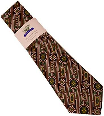 Irish Knot Necktie Celtic Tie Collection Made in Ireland