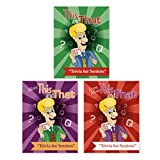 Nasco This and That''Trivia for Seniors'' Complete Book Set - School and Senior Activity Products - 9709146
