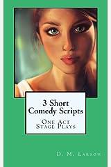 3 Short Comedy Scripts