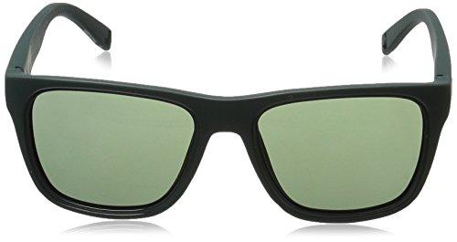 Lacoste Sunglasses Rectangular L816s Green Matte Men's rf6CwSqxr